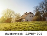 house in the country | Shutterstock . vector #229894306