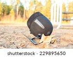 Equestrian Equipment   Helmet...