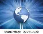 global accessibility | Shutterstock . vector #229910020