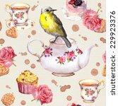 Teatime  Tea Pot  Tea Cup ...