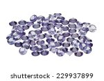 luxury jewelry gems | Shutterstock . vector #229937899