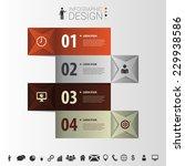 squares infographic design....