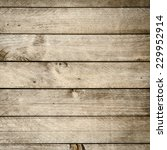 old wood texture for background ... | Shutterstock . vector #229952914