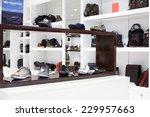 bright and fashionable interior ... | Shutterstock . vector #229957663