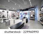 bright and fashionable interior ... | Shutterstock . vector #229960993