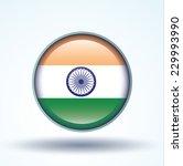 flag of india  vector... | Shutterstock .eps vector #229993990
