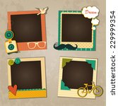 Decorative Template Frame...