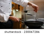 chef preparing food | Shutterstock . vector #230067286