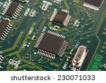 detail of electronic board.... | Shutterstock . vector #230071033
