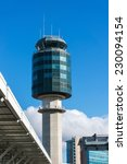 Small photo of Air Traffic Control Tower in Vancouver International Airport