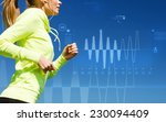 technology  sport  fitness ... | Shutterstock . vector #230094409