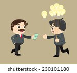 trading  vector illustrator  | Shutterstock .eps vector #230101180