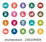 environmental protection color... | Shutterstock .eps vector #230109004