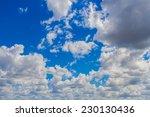 Dramatic Cloudscape Sky In...