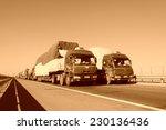 tianjin   december 9  heavy... | Shutterstock . vector #230136436