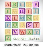 illustration of colorful... | Shutterstock .eps vector #230185708