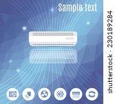 abstract business design banner ... | Shutterstock .eps vector #230189284
