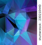 abstract background with... | Shutterstock .eps vector #230210440