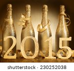 2015 New Year Champagne...