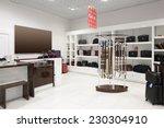 bright and fashionable interior ... | Shutterstock . vector #230304910