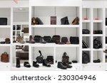 bright and fashionable interior ... | Shutterstock . vector #230304946