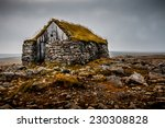 Traditional Hut In The...