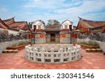 traditional architecture in... | Shutterstock . vector #230341546