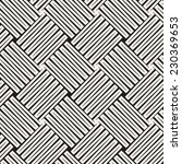 vector seamless pattern. modern ... | Shutterstock .eps vector #230369653