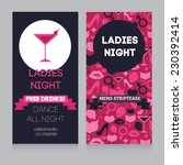 Template For Ladies Night Part...