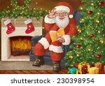 santa claus | Shutterstock . vector #230398954