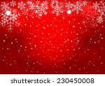 Red Christmas Background....
