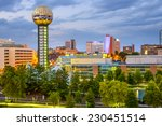 Knoxville  Tennessee  Usa City...