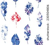 fingerprint pattern from the...   Shutterstock . vector #230504806