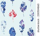 fingerprint pattern from the...   Shutterstock . vector #230504860
