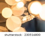 defocused abstract christmas... | Shutterstock . vector #230516800