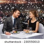 food  christmas  holidays and... | Shutterstock . vector #230550013