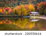 Boathouse And Fall Colors...