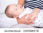 Portrait Of Little Baby...