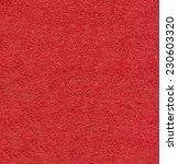 Red Natural Plush Terry Cloth...