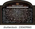 vector illustration of... | Shutterstock .eps vector #230609860