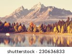 Autumn In Grand Teton Nationa...