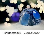 christmas ornament | Shutterstock . vector #230660020