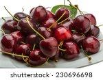 Gean   Sweet Cherry Berries...