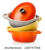 ceramic pot. soup tureen... | Shutterstock . vector #230747506