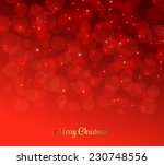 Holiday Red Background