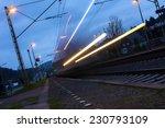 Night Train Lights