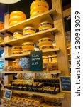 Amsterdam   August 29  Cheese...
