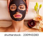 cosmetologist doing massage on... | Shutterstock . vector #230943283