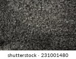 Small photo of Russian shiny black astrakhan caracul - Lamb fur. Background for winter fashion theme and holiday cards tor new years day