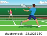 vector illustration of an... | Shutterstock .eps vector #231025180